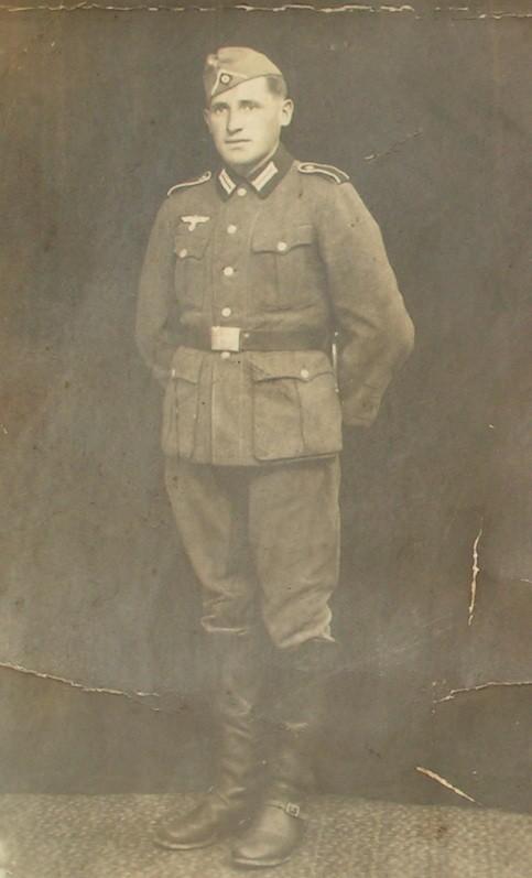 Weber Franz, in russischer Gefangenschaft gestorben