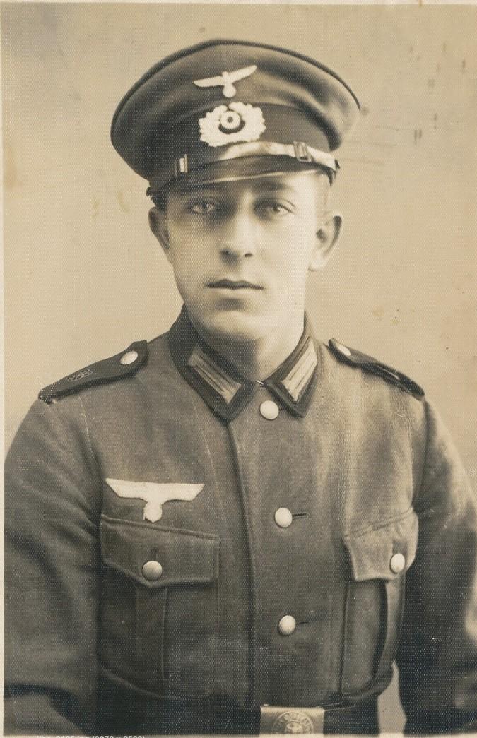 Josef Linnenfelser, Jahrgang 1916