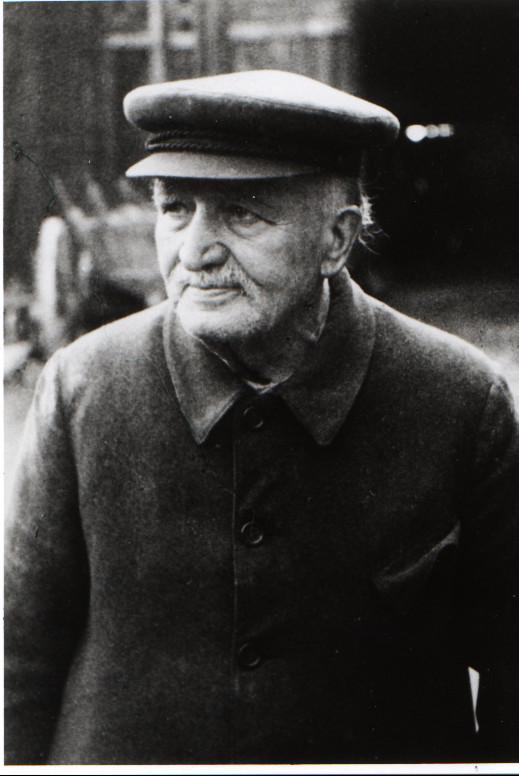 Michael Schaaf, Vater von Karl Schaaf, dem Schmied aus Geinsheim, Gäustraße