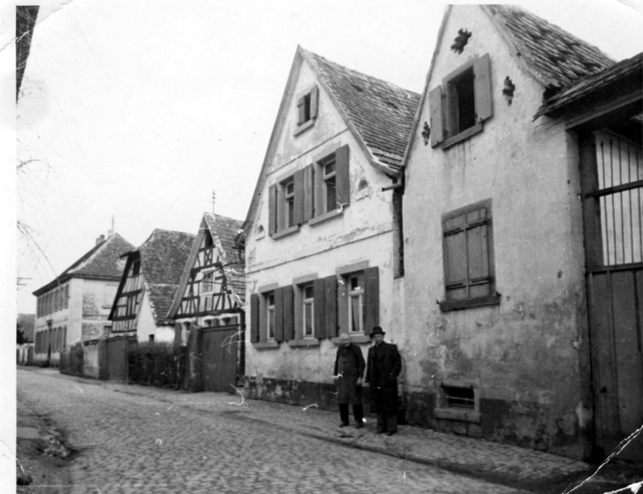 Hintergasse, Urich, Bender Jean, 1951
