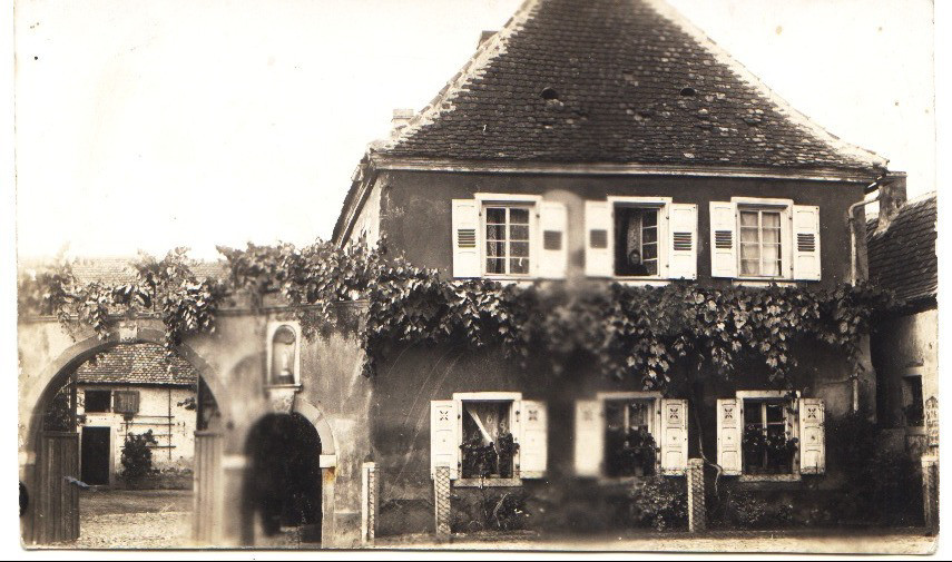 Ehlgötz'sches Haus, große bäuerliche Hofanlage
