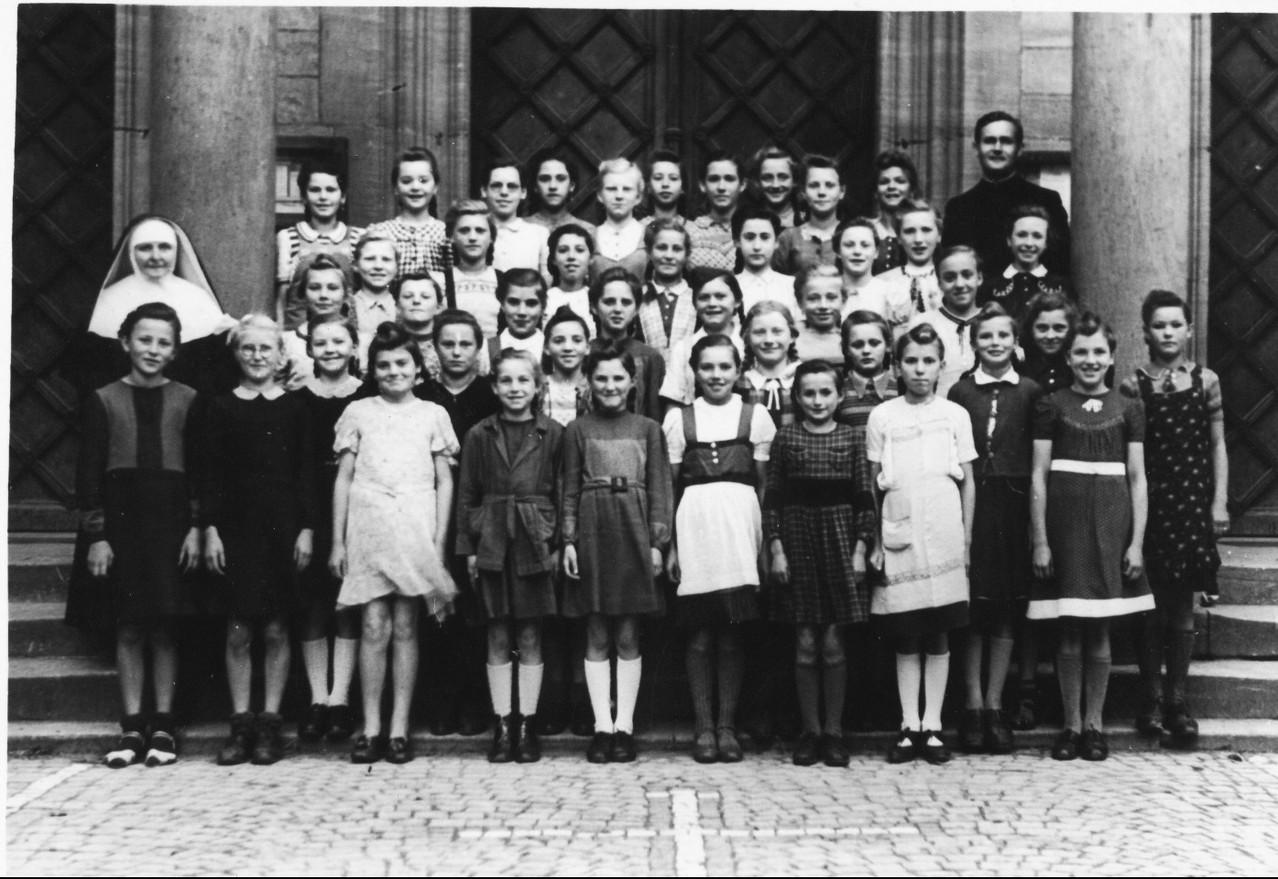 Geburtsjahrgang 1934 bis 1936