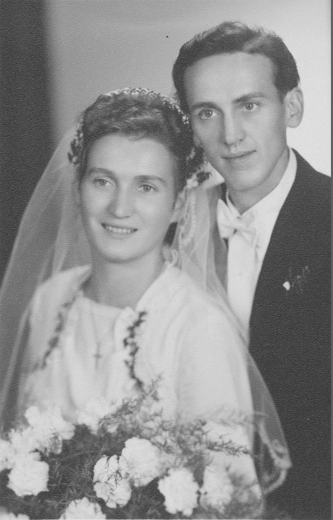 Ehepaar Schaaf Jakob und Anna geb. Nett