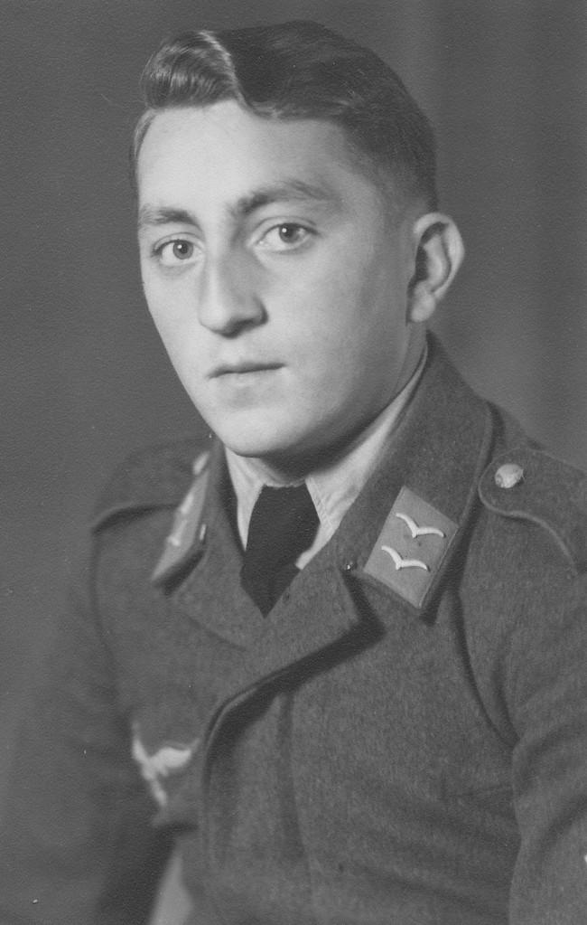 Josef Rodach, Jahrgang 1922