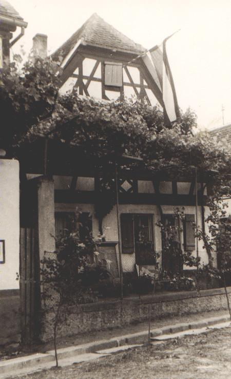 Haus von Mattern, Geitherstraße 22
