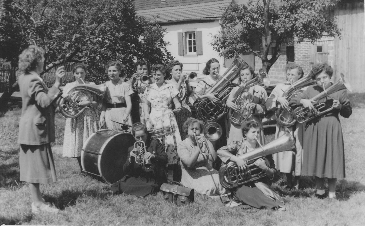 """Geinsheimer """"Frauenblasorchester"""""""