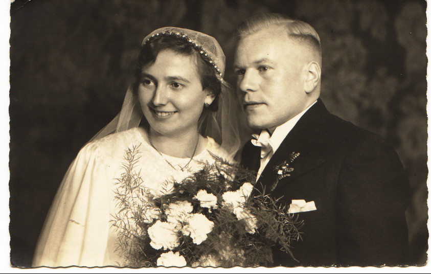 Ehepaar Dr. Kästel Viktor und Auguste geb. Mohr