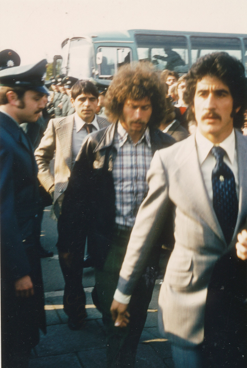 Paul Breitner bei WM 1974