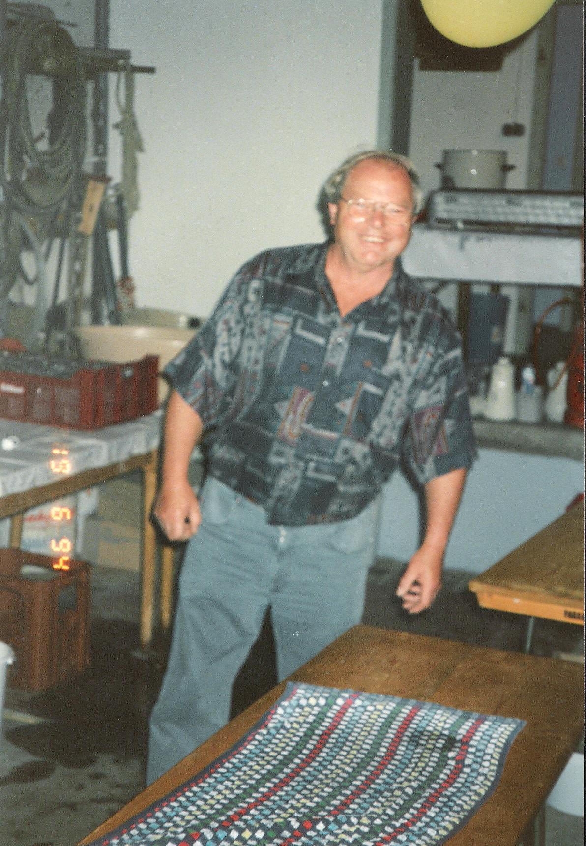 Otto Müller, Freund der Familie