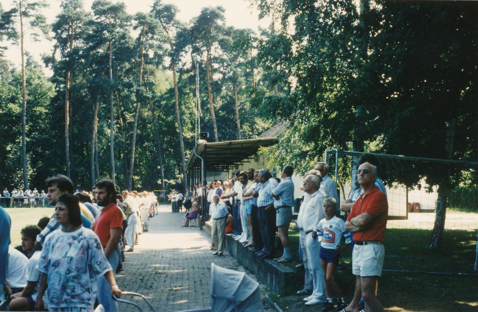 Zuschauer des SV Geinsheim