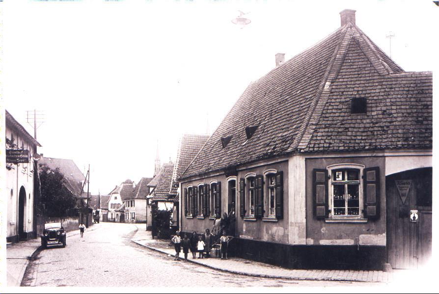 Haus Seeber, Gäustraße 109
