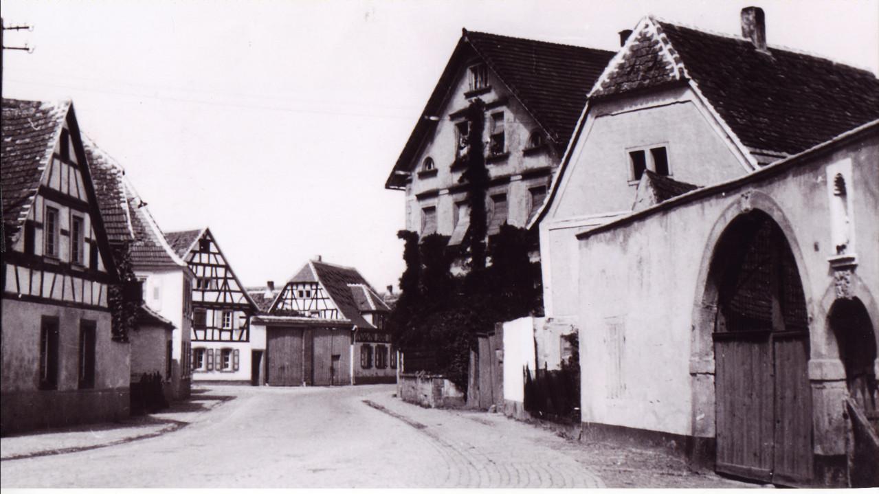 Böhlgasse, 1940 - 1950