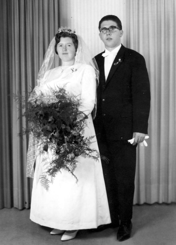 Ehepaar Schaaf Clemens und Maria geb. Knebl