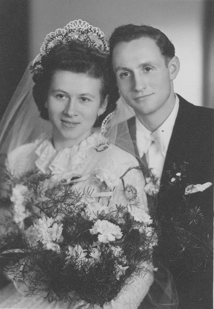 Ehepaar Adam August und Maria geb. Nett