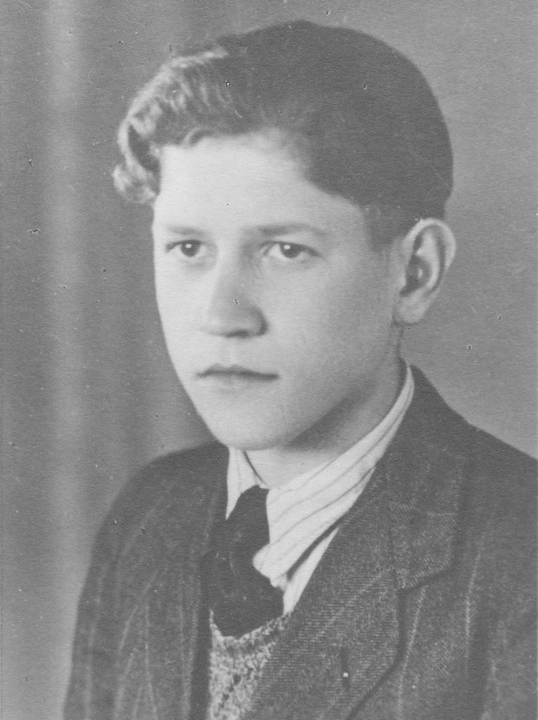 Alois Mattern, Jahrgang 1926