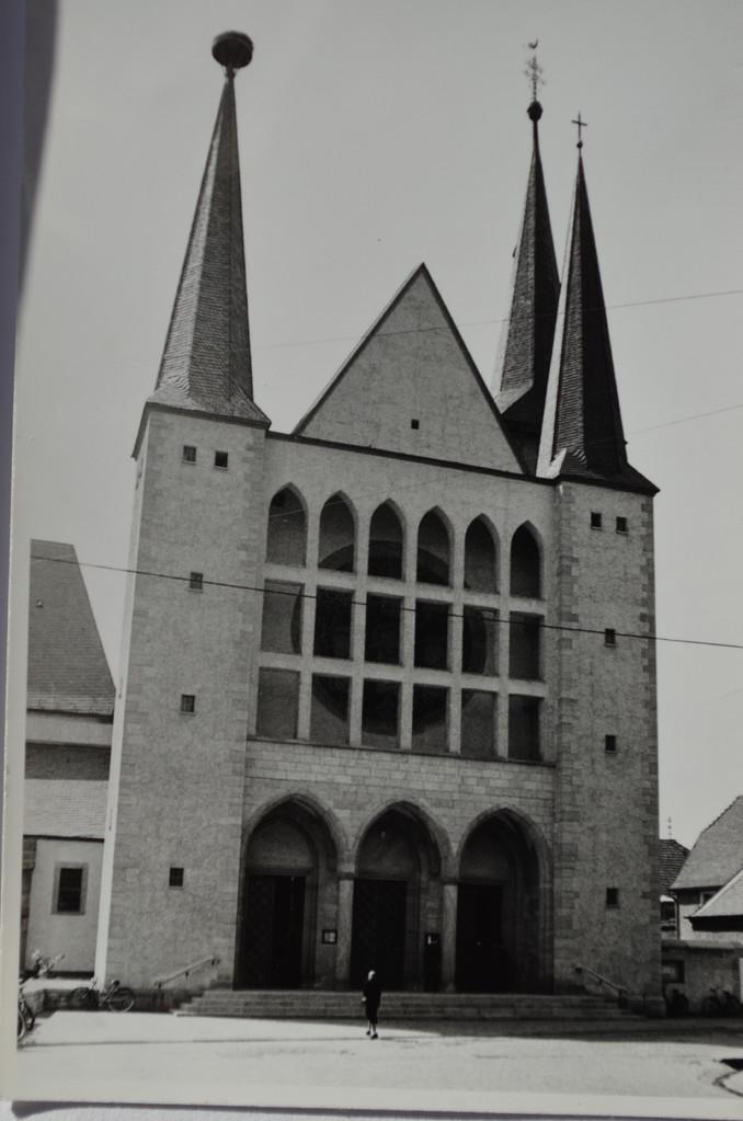 Kirche nach Umbau