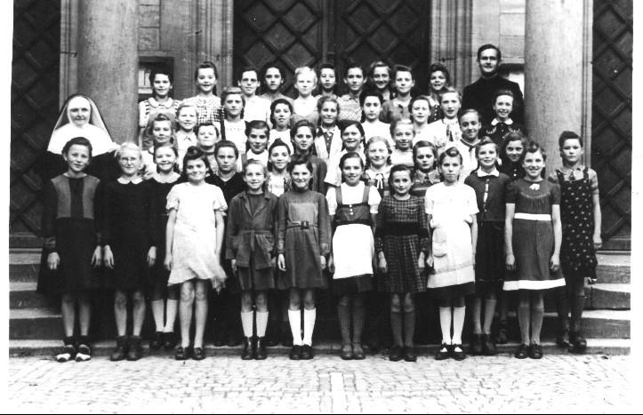 Geburtsjahrgänge von 1934 bis 1936