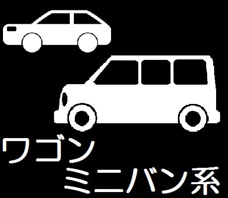ワゴン・ミニバン系