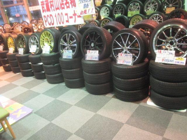 新品・中古タイヤ・アルミホイールセット5