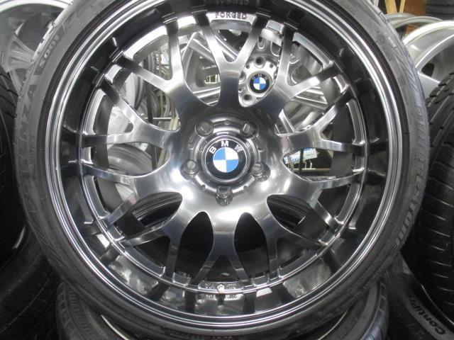 BMWホイール高額買取