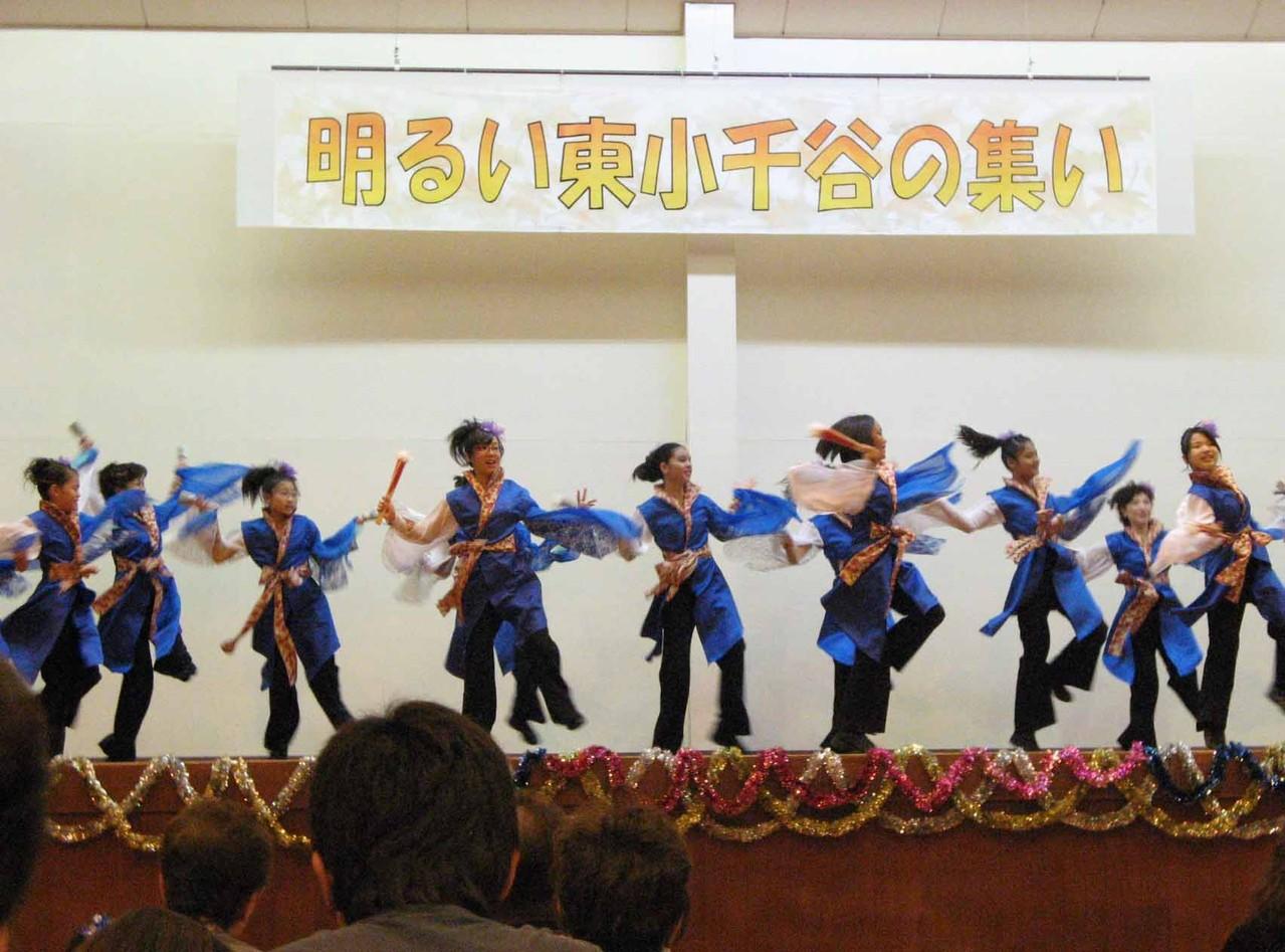 創作 よさこいダンス