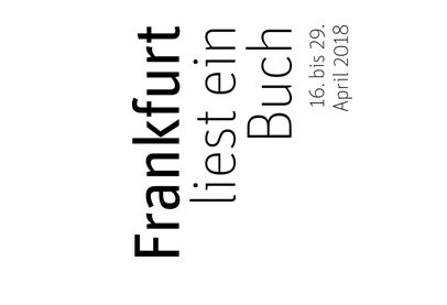 Frankfurt liest ein Buch