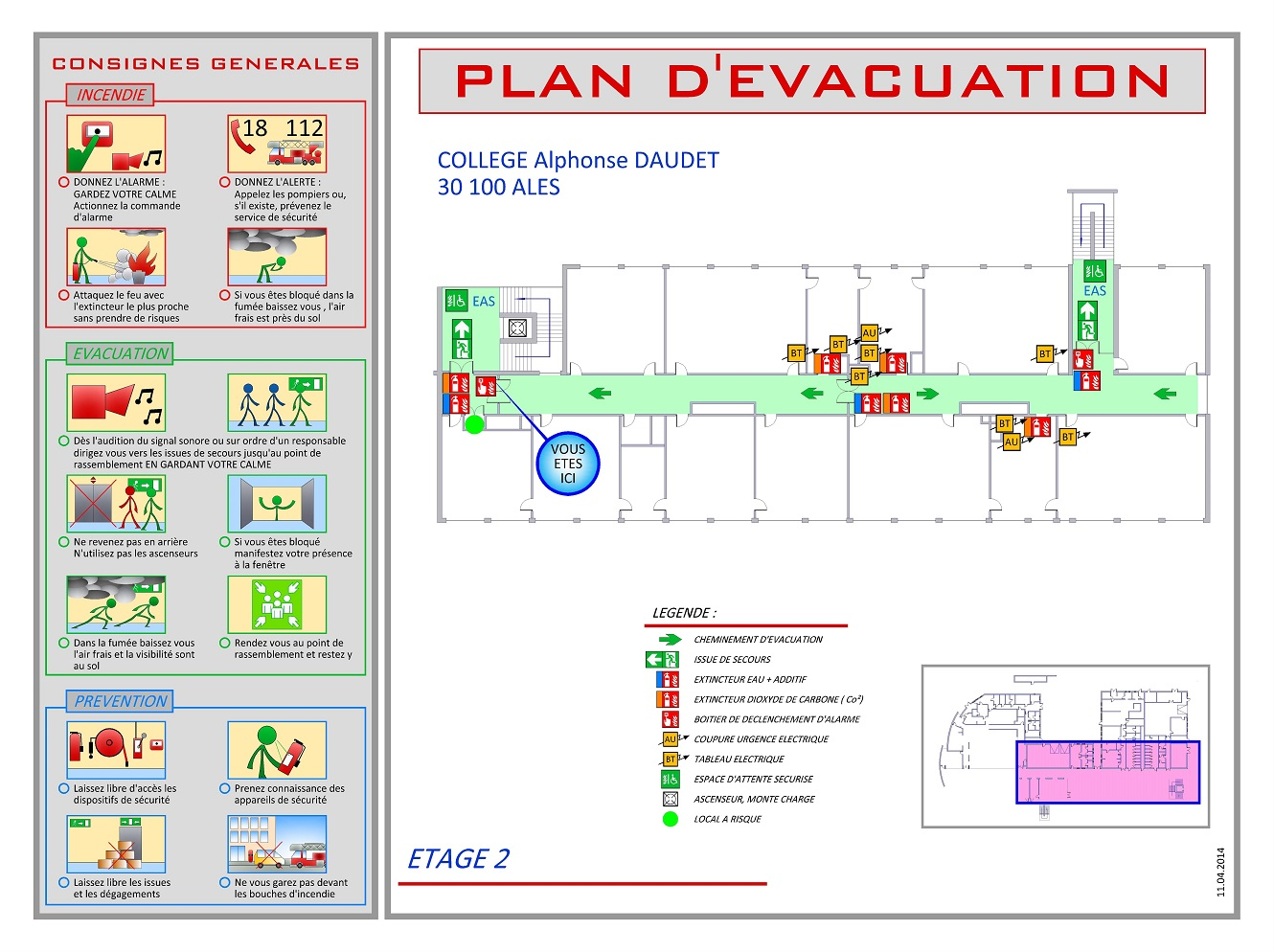 Plans s curit incendie plans evacuation s curit incendie for Les plans de lowe