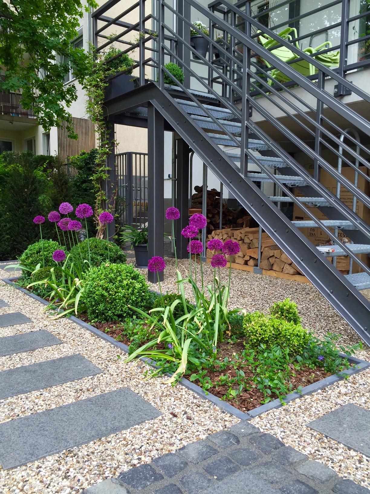 Mehrfamilienhausgarten 5