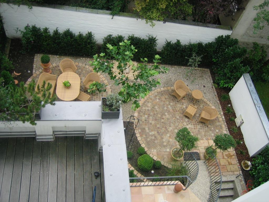 Kies- und Splittgarten 5