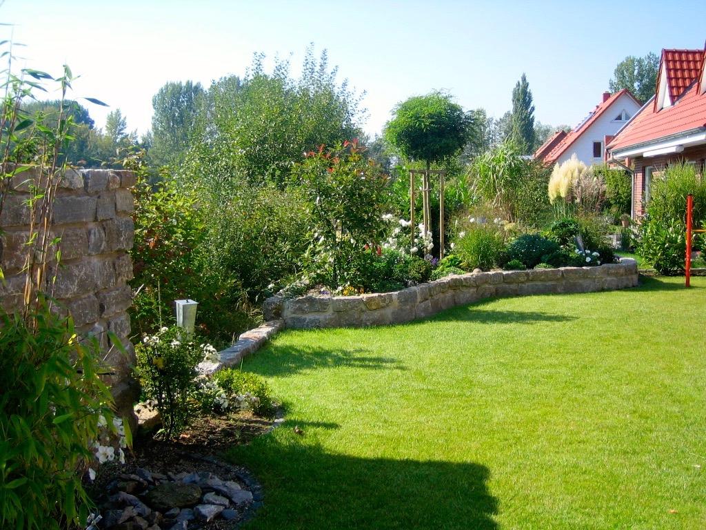 Einfamilienhausgarten 10