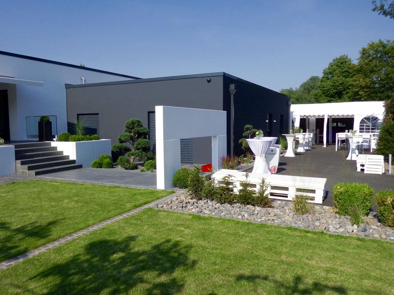 Einfamilienhausgarten 5