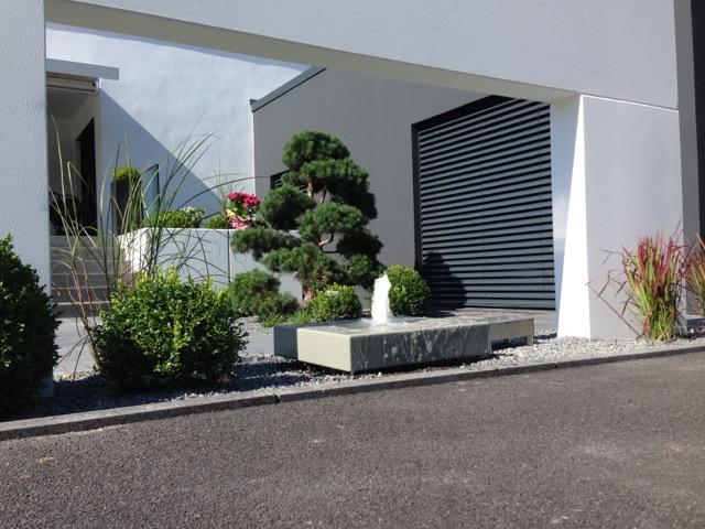Garten modern 1