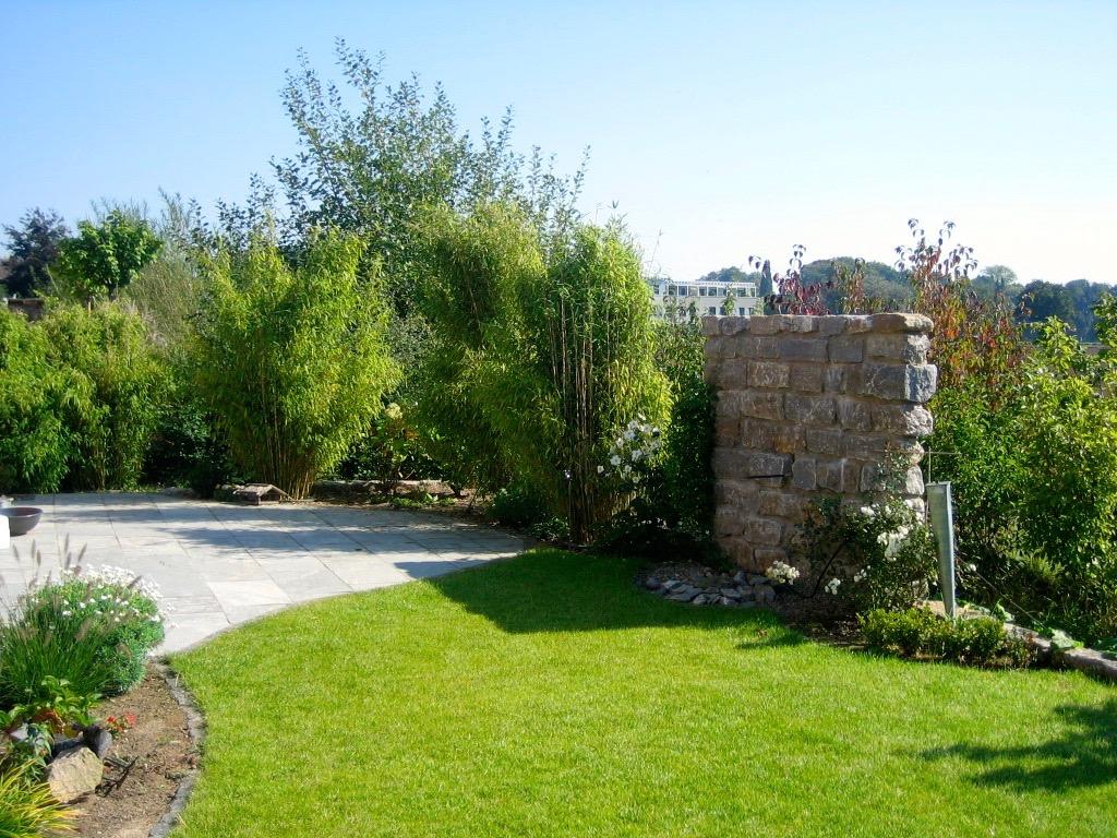 Gartenmauer 1