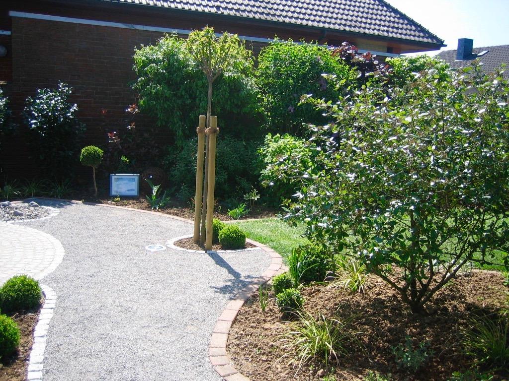 Einfamilienhausgarten 27