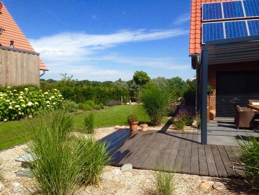 Einfamilienhausgarten 20