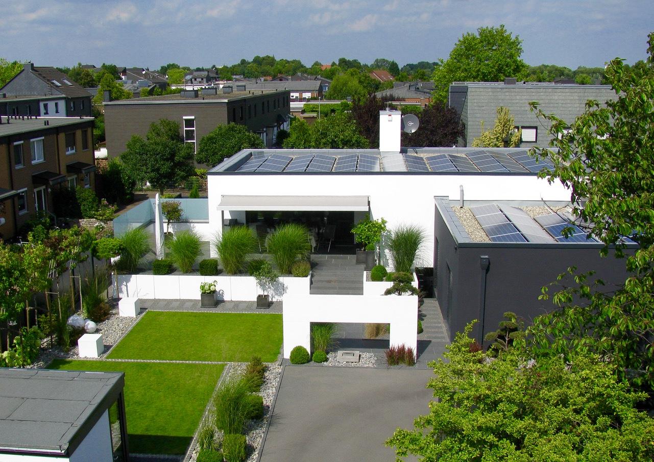 Einfamilienhausgarten 6