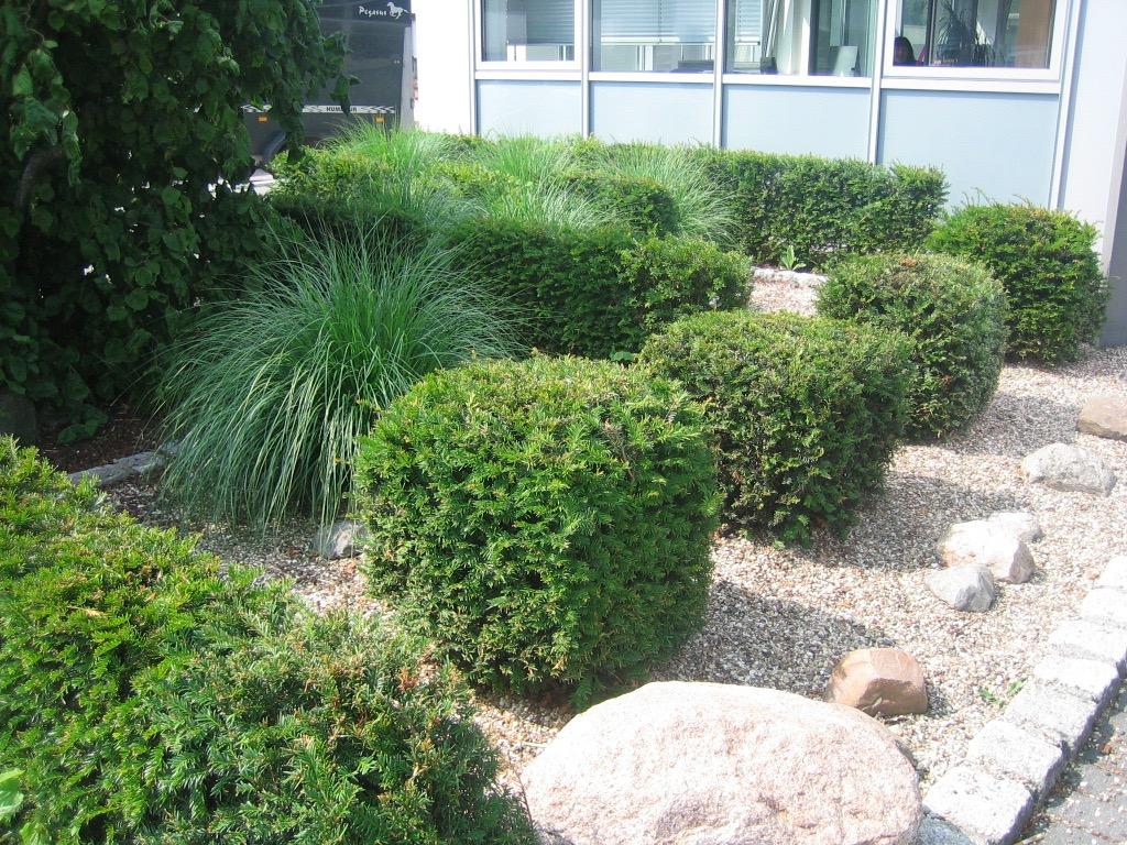 Gewerblicher Garten 1