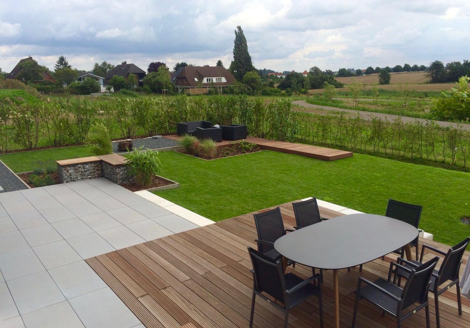 Garten modern 8