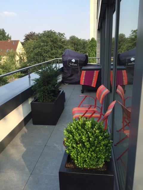 Dachterrassengarten 4