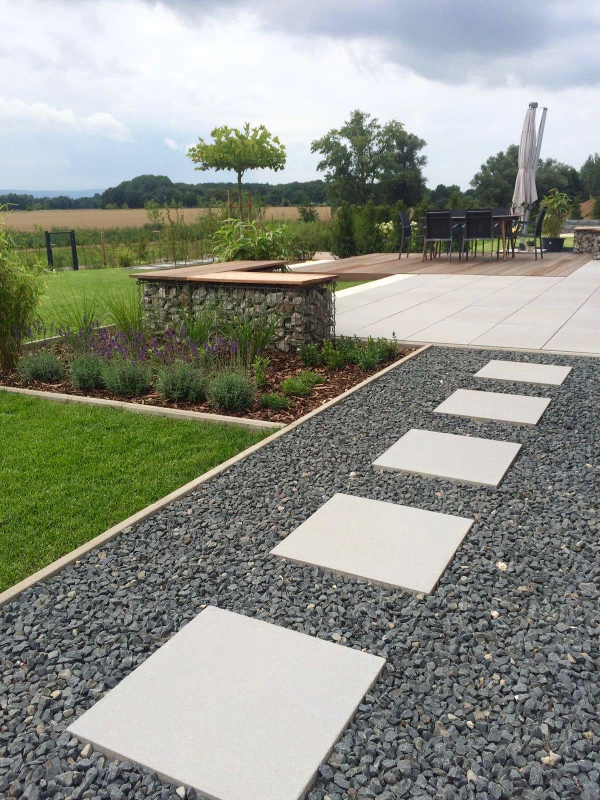 Garten modern 9