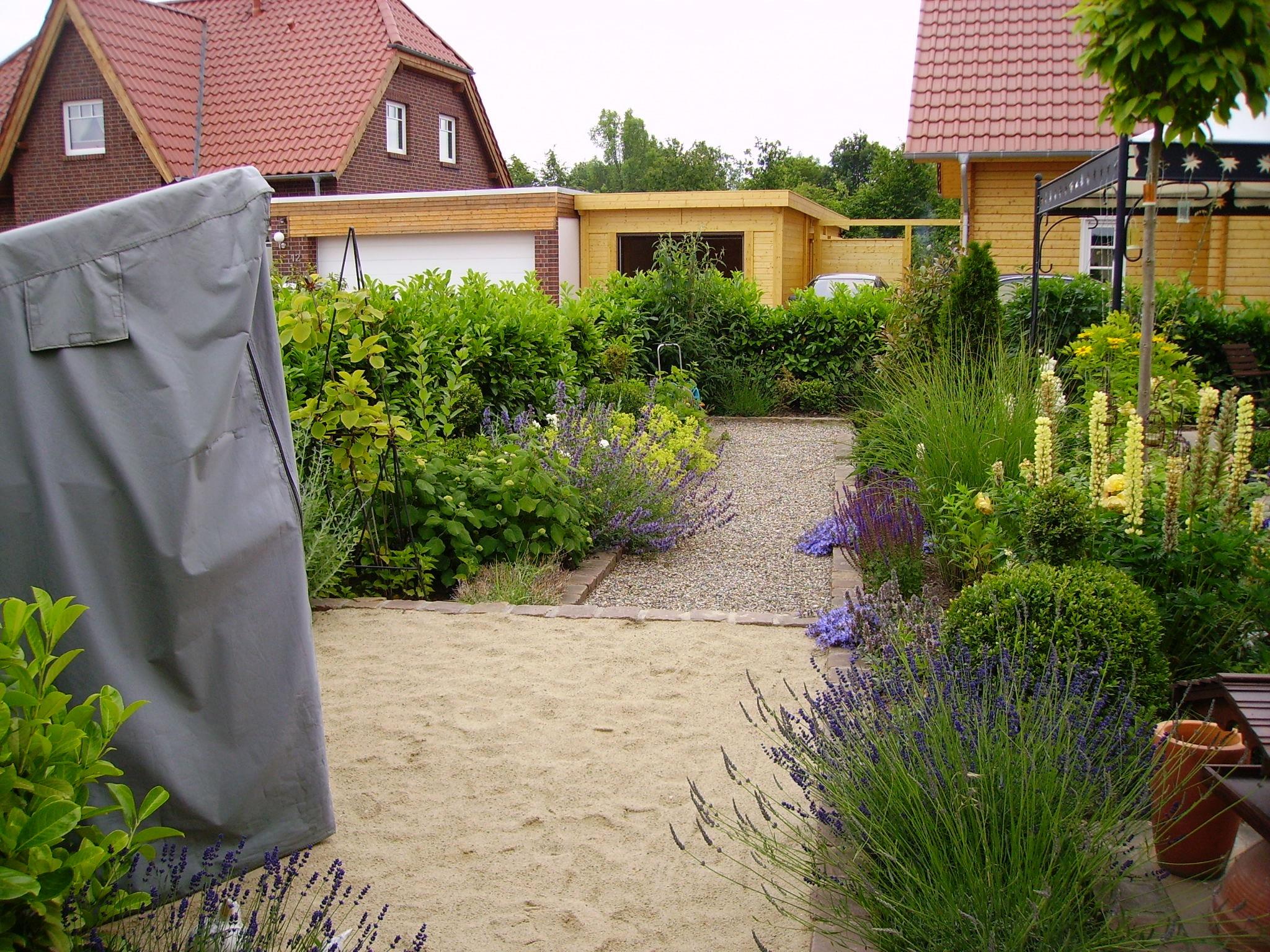 Kies- und Splittgarten 6
