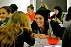elance academy: coacht kleurrijke jonge vrouwen