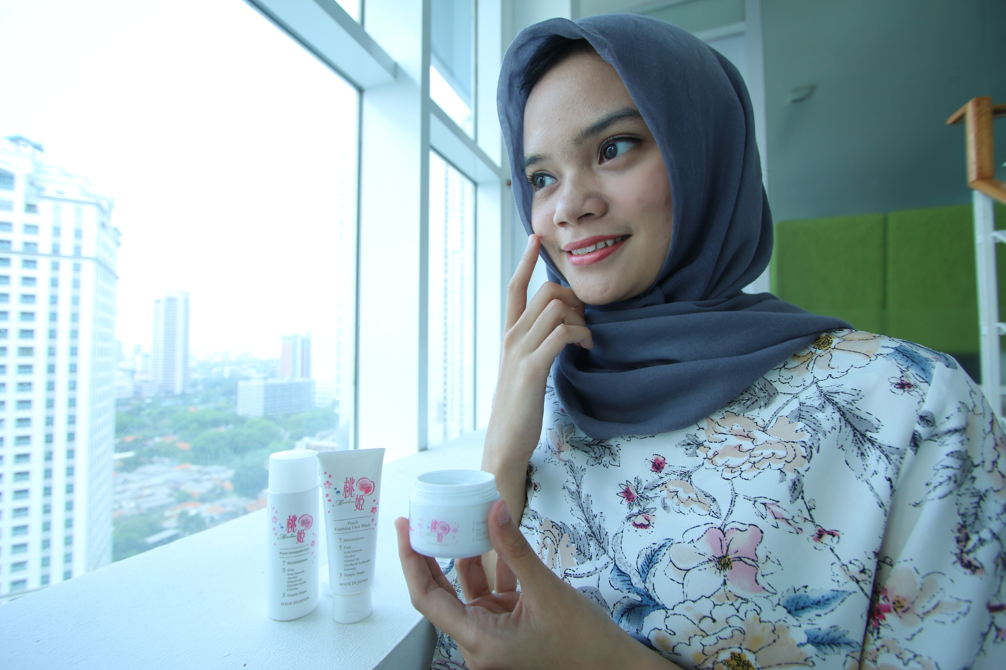 Product review - Japanese Halal Skincare