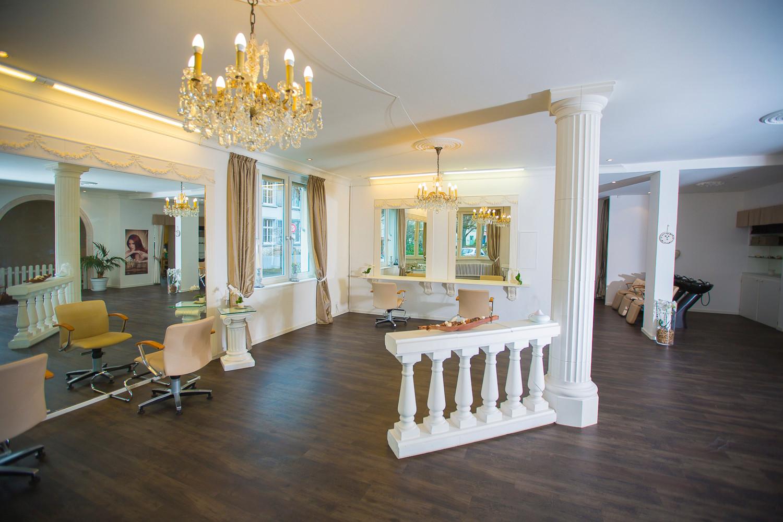 Salon - Coiffeur Adam und Eva Hair and Make-up Allschwil Basel