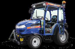 Traktor Zugmaschine ISEKI