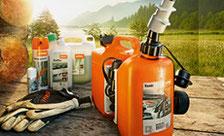 STIHL Betriebsstoffe & Pflegemittel Benzin Öl ZweitaktÖl 2-Takt Öl STIHL Reiniger WD 40
