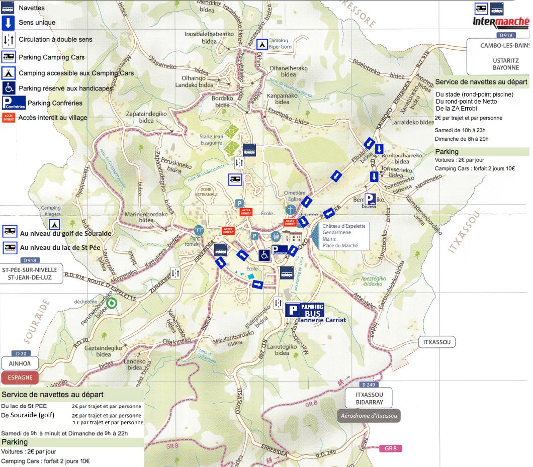 Acc s f te du piment site officiel de l 39 office de tourisme d 39 espelette pays basque - Office du tourisme d espelette ...