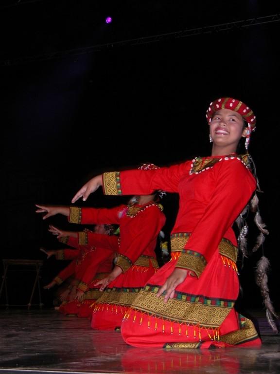 Festival international de danses Gauargi