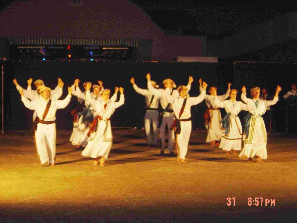 Danseurs d'Ezpeleta