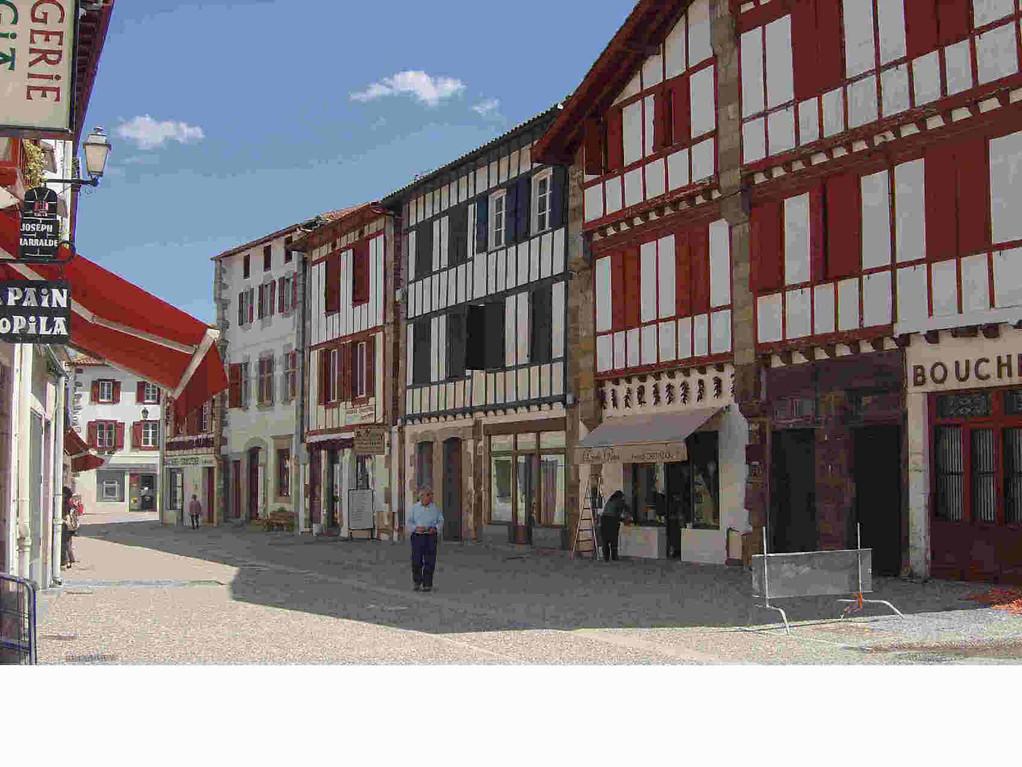 Espelette le village site officiel de l 39 office de tourisme d 39 espelette pays basque - Office du tourisme d espelette ...